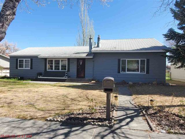 1217 Crest Way, Worland, WY 82401 (MLS #20202361) :: RE/MAX The Group
