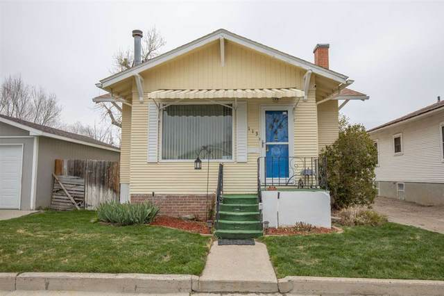 113 S Kenwood, Casper, WY 82601 (MLS #20202413) :: RE/MAX The Group