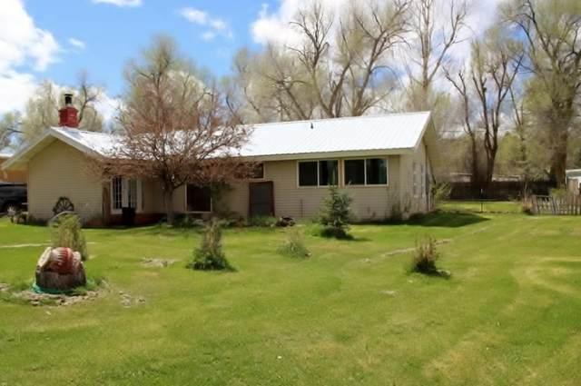 120 Highway 20 South, Thermopolis, WY 82443 (MLS #20202425) :: Lisa Burridge & Associates Real Estate