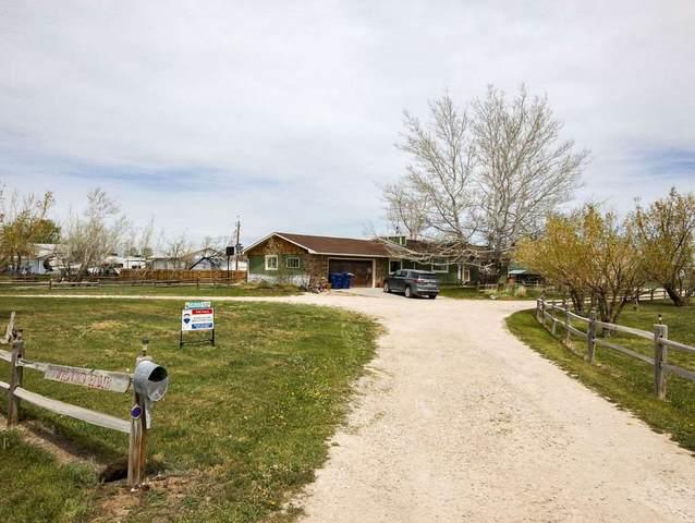 1529 N Grass Creek, Casper, WY 82604 (MLS #20202498) :: Real Estate Leaders