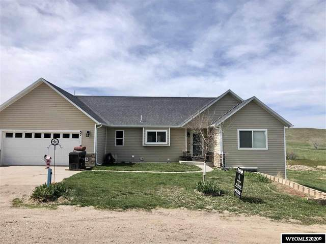 57 Lakeview Drive, Douglas, WY 82633 (MLS #20202511) :: Real Estate Leaders