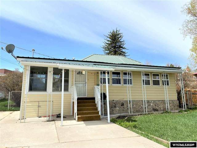 614 Sage, Kemmerer, WY 83101 (MLS #20202518) :: RE/MAX The Group