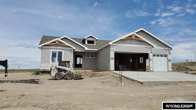 6450 Meadow Wind Way, Mills, WY 82604 (MLS #20202519) :: Real Estate Leaders