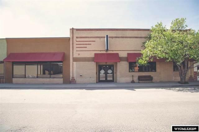 116 N 3rd, Douglas, WY 82633 (MLS #20202531) :: Real Estate Leaders