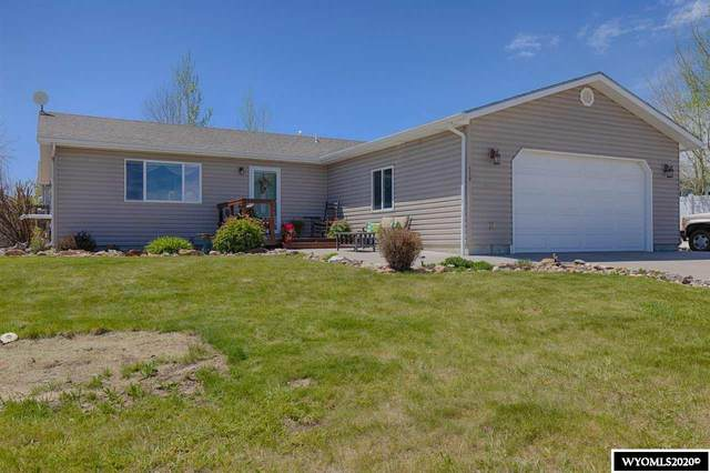 519 Emigrant, Glenrock, WY 82637 (MLS #20202537) :: Real Estate Leaders