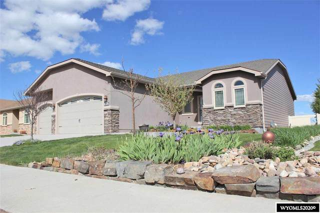 6156 Coronado Drive, Casper, WY 82609 (MLS #20202559) :: Lisa Burridge & Associates Real Estate
