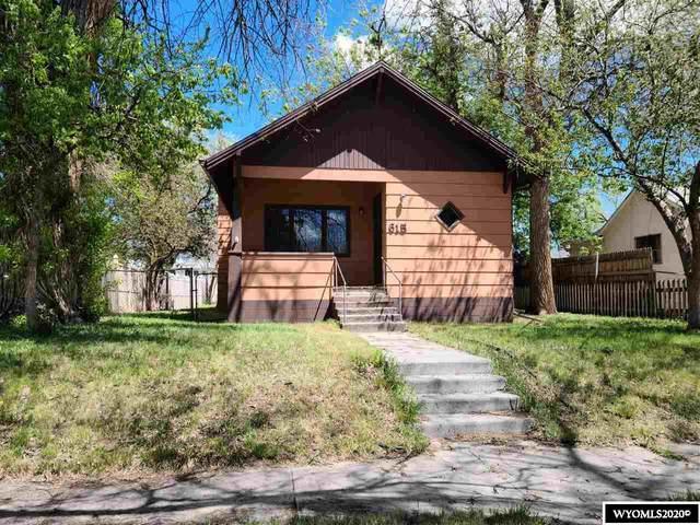 615 S 6th Street, Douglas, WY 82633 (MLS #20202560) :: Real Estate Leaders