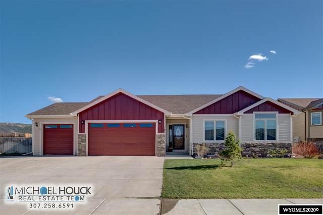 721 60th, Casper, WY 82601 (MLS #20202566) :: Real Estate Leaders