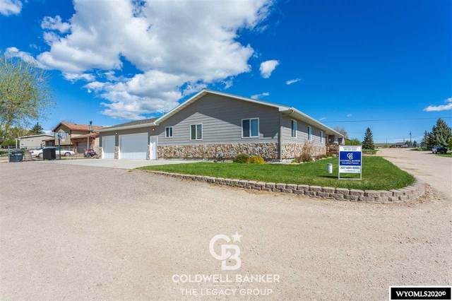 130 Gumwood, Buffalo, WY 82834 (MLS #20202567) :: Lisa Burridge & Associates Real Estate