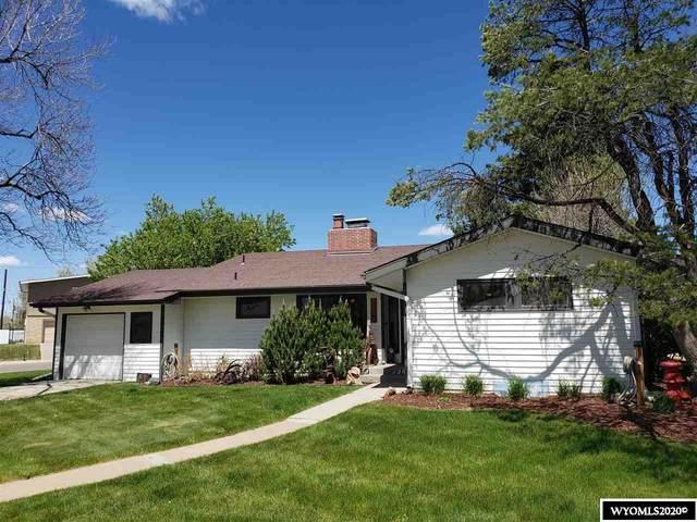2034 Lynwood, Casper, WY 82604 (MLS #20202570) :: Real Estate Leaders