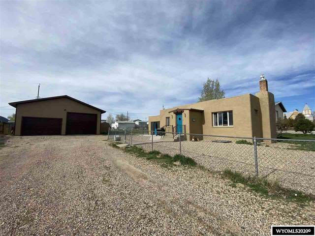 617 W Bridge Avenue, Saratoga, WY 82331 (MLS #20202573) :: Lisa Burridge & Associates Real Estate