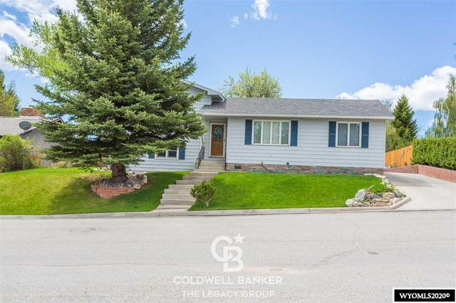 607 Sesame Street, Buffalo, WY 82834 (MLS #20202576) :: Lisa Burridge & Associates Real Estate