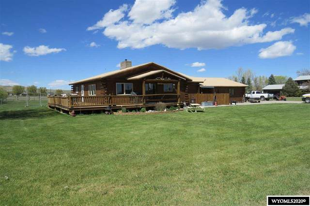 6 Hickerson Street, Lander, WY 82520 (MLS #20202577) :: RE/MAX The Group