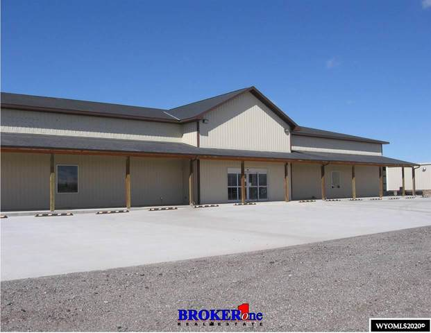 1214 S Flat Rd, Worland, WY 82401 (MLS #20202579) :: RE/MAX The Group