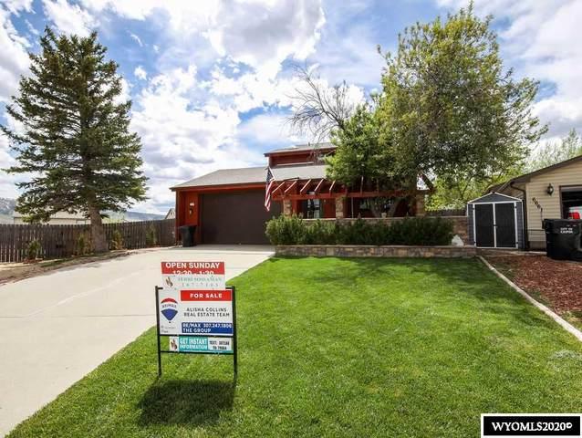 6651 Whiterock, Casper, WY 82604 (MLS #20202581) :: Real Estate Leaders