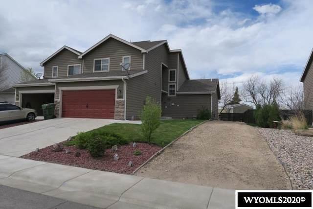 1530 Meadow Lane, Douglas, WY 82633 (MLS #20202582) :: Real Estate Leaders