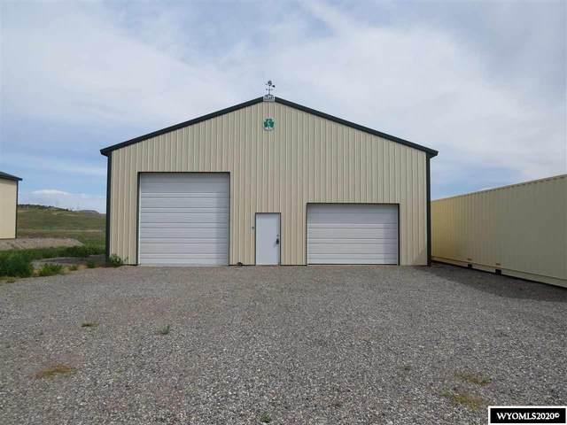 280 Lane 12, Thermopolis, WY 82443 (MLS #20202584) :: Lisa Burridge & Associates Real Estate
