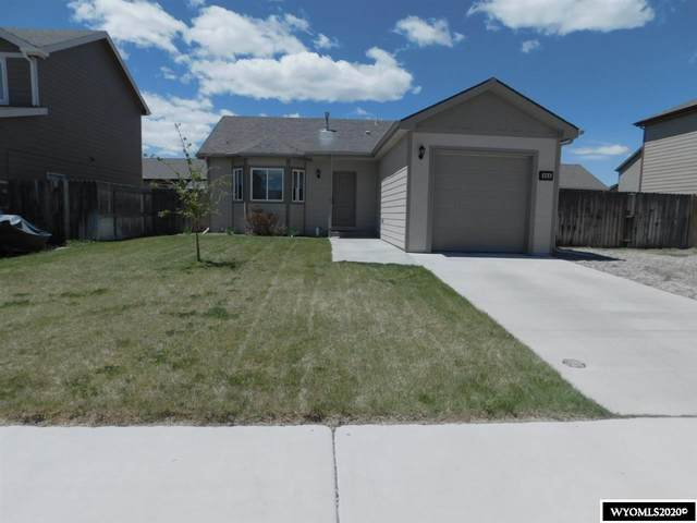 968 Discovery Street, Mills, WY 82644 (MLS #20202585) :: Real Estate Leaders