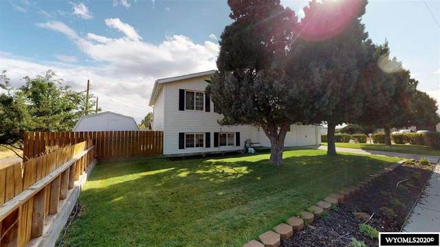 490 Logan Street, Green River, WY 82901 (MLS #20202588) :: RE/MAX The Group