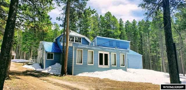 405 Doe Trail, Casper, WY 82601 (MLS #20202592) :: Real Estate Leaders