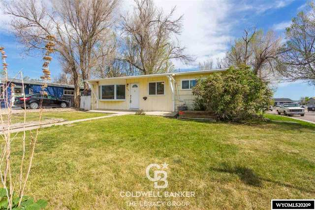 3084 Indiana Avenue, Casper, WY 82609 (MLS #20202606) :: RE/MAX The Group