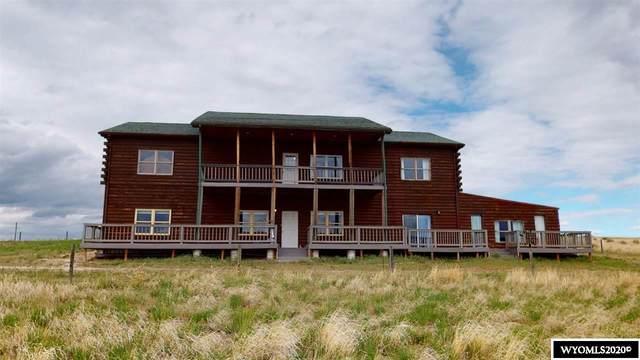 1921 Pine Ridge Road, Fort Laramie, WY 82212 (MLS #20202617) :: RE/MAX The Group