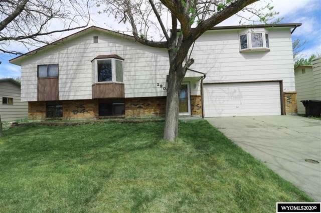 2902 Chippewa Trail, Casper, WY 82604 (MLS #20202619) :: Lisa Burridge & Associates Real Estate