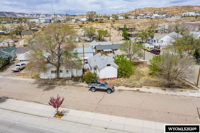 523 Railroad Avenue, Rock Springs, WY 82901 (MLS #20202620) :: Real Estate Leaders