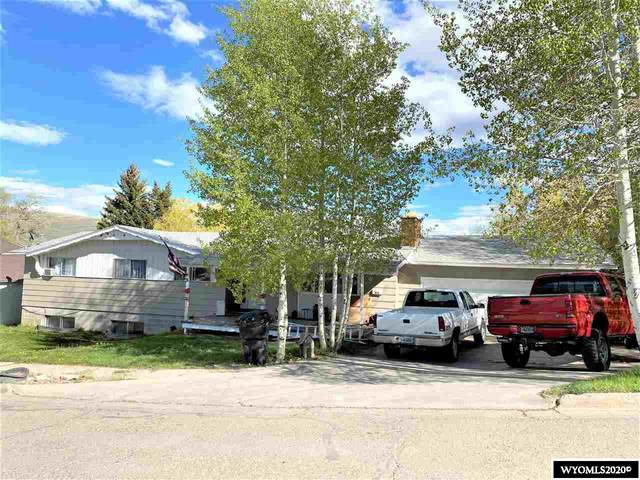 616 Sapphire, Kemmerer, WY 83101 (MLS #20202625) :: RE/MAX The Group