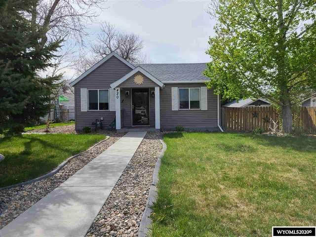 420 N 5th Street, Douglas, WY 82633 (MLS #20202631) :: Lisa Burridge & Associates Real Estate