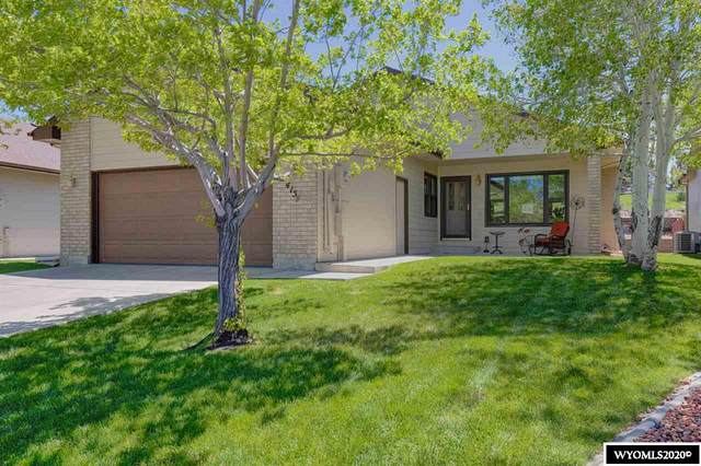4159 Stafford Court, Casper, WY 82609 (MLS #20202655) :: RE/MAX The Group
