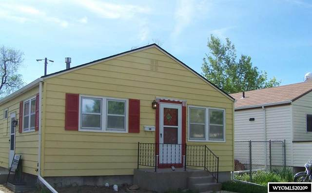 1521 S Jackson, Casper, WY 82601 (MLS #20202656) :: RE/MAX The Group