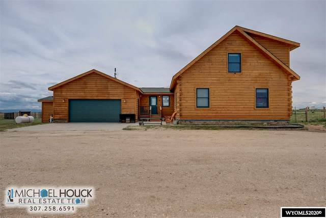 9175 Wagon Train Way, Evansville, WY 82636 (MLS #20202658) :: Lisa Burridge & Associates Real Estate