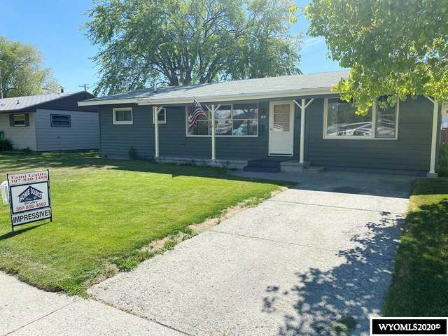 526 N 15th St E, Riverton, WY 82501 (MLS #20202675) :: RE/MAX The Group