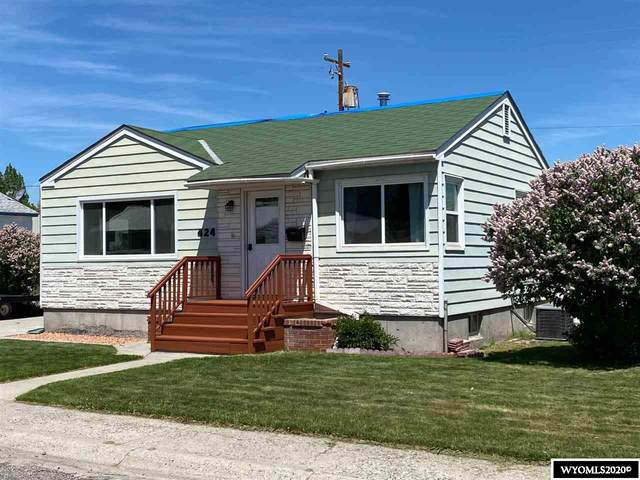424 E Spruce Street, Riverton, WY 82501 (MLS #20202676) :: RE/MAX The Group