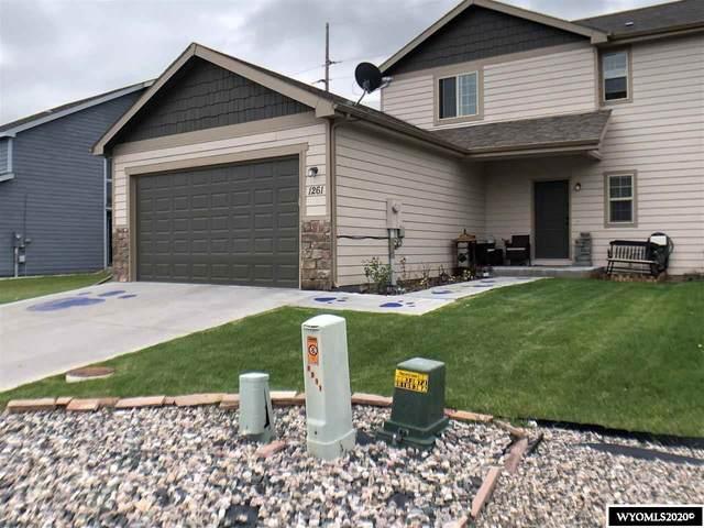 1261 Meadow Lane, Douglas, WY 82633 (MLS #20202679) :: Lisa Burridge & Associates Real Estate