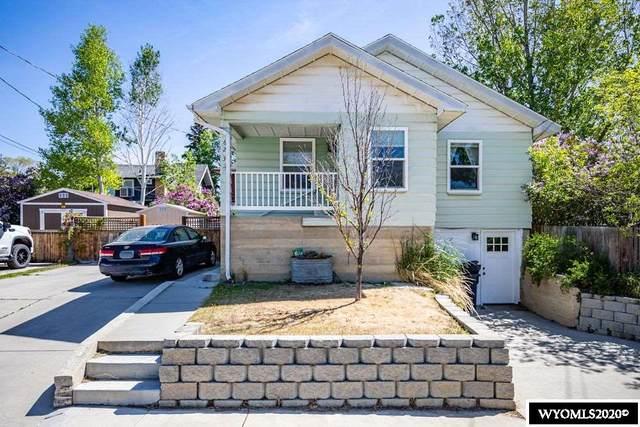 623 A Street, Rock Springs, WY 82901 (MLS #20202681) :: Lisa Burridge & Associates Real Estate