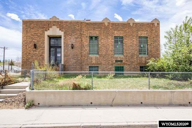 930 Wyoming Street, Rock Springs, WY 82901 (MLS #20202685) :: Real Estate Leaders