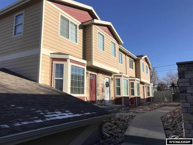 617 S Jackson, Casper, WY 82601 (MLS #20202688) :: Lisa Burridge & Associates Real Estate