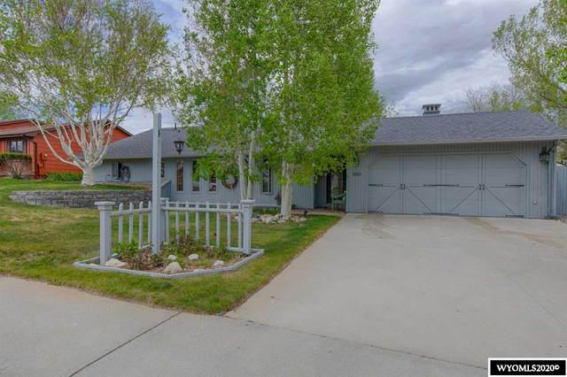 5030 E 16th, Casper, WY 82609 (MLS #20202693) :: Lisa Burridge & Associates Real Estate
