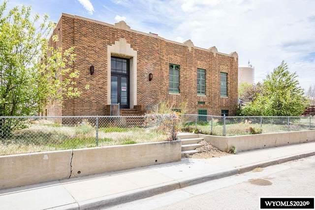 930 Wyoming Street, Rock Springs, WY 82901 (MLS #20202695) :: Lisa Burridge & Associates Real Estate