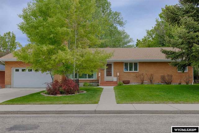 2045 S Cedar, Casper, WY 82601 (MLS #20202696) :: Lisa Burridge & Associates Real Estate