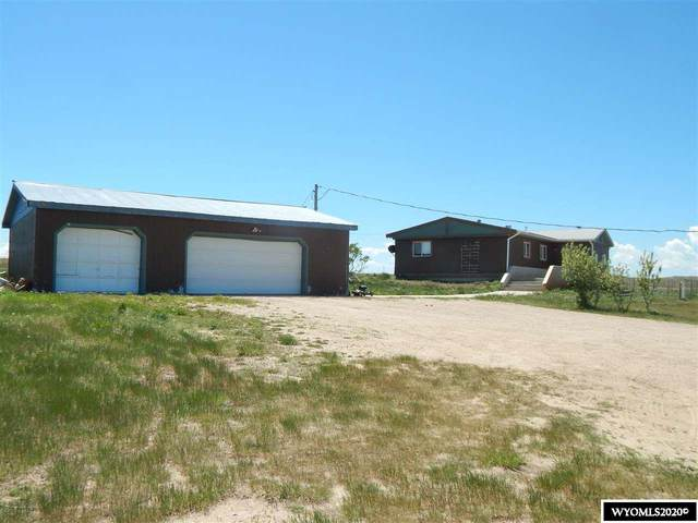 44 Kit Carson Trail, Douglas, WY 82633 (MLS #20202701) :: RE/MAX The Group