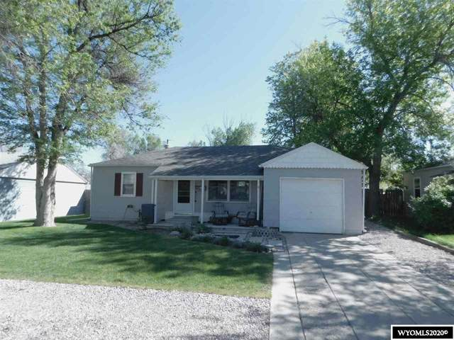 1116 W 21st Street, Casper, WY 82604 (MLS #20202704) :: Lisa Burridge & Associates Real Estate