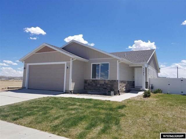 1121 Horizon Dr, Rock Springs, WY 82901 (MLS #20202705) :: Lisa Burridge & Associates Real Estate
