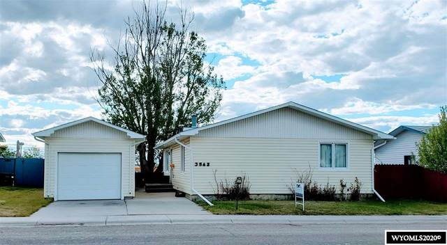 3542 Meadowlark Drive, Casper, WY 82604 (MLS #20202706) :: Lisa Burridge & Associates Real Estate