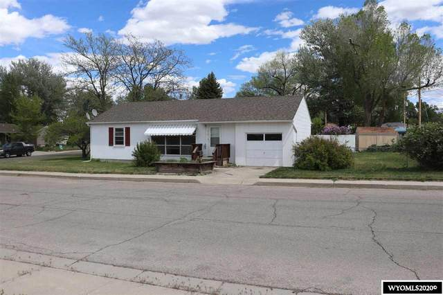 1915 Hy Avenue, Casper, WY 82604 (MLS #20202707) :: Lisa Burridge & Associates Real Estate