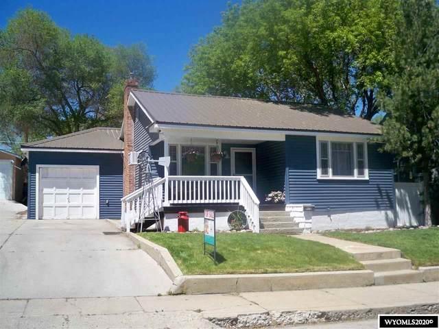 810 Bushnell Avenue, Rock Springs, WY 82901 (MLS #20202709) :: Real Estate Leaders