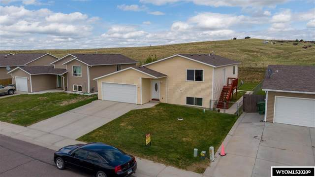 925 Skyline Drive, Douglas, WY 82633 (MLS #20202714) :: RE/MAX The Group