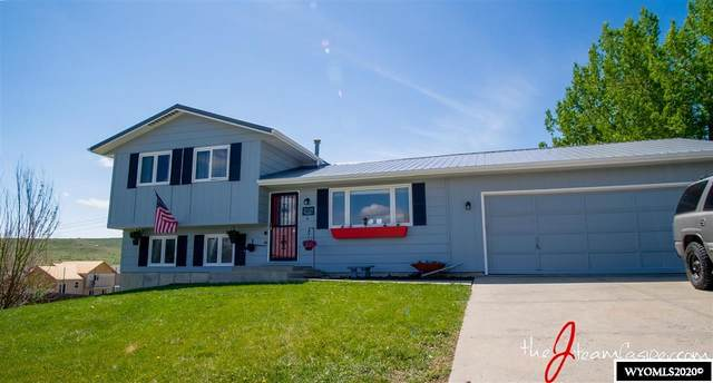 2131 E 24th Street, Casper, WY 82601 (MLS #20202716) :: Lisa Burridge & Associates Real Estate